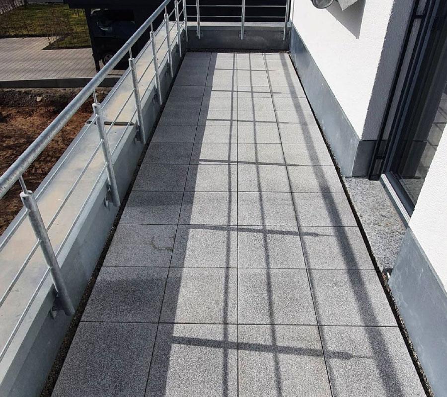 Fliesen-Fachmarkt Lauffen - Galerie Balkon